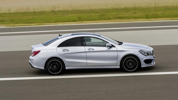 Bbc autos mercedes benz cla luxury on the cheap for Cheap mercedes benz