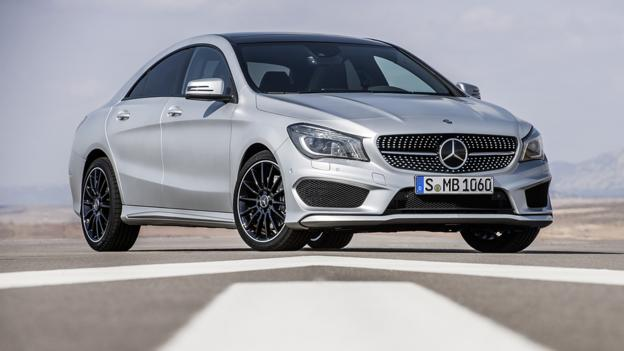 bbc autos mercedes benz cla luxury on the cheap