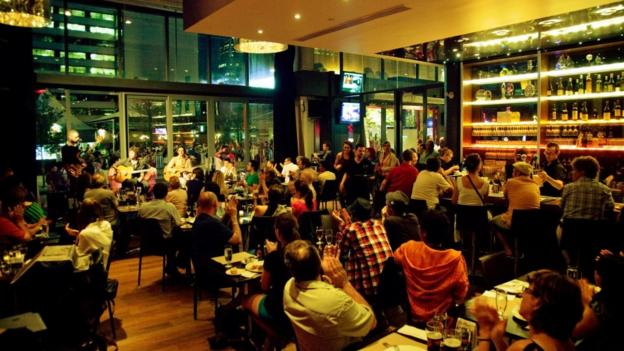 Balmoral bistro bar (Credit: Balmoral bistro bar)