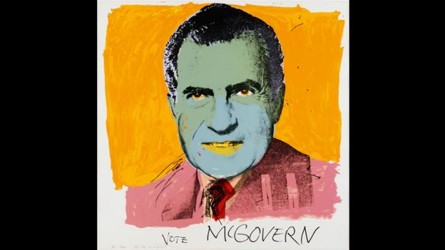 Richard Nixon (Credit: Corbis)