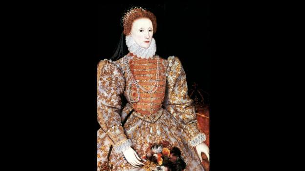 Elizabeth I (Credit: Corbis)