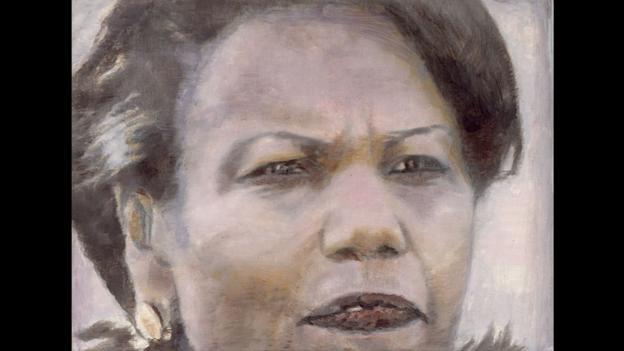 Condoleezza Rice (Credit: Menil)