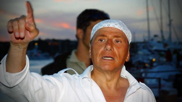 BBC - Culture - Silvio Berlusconi: Behind the bandana