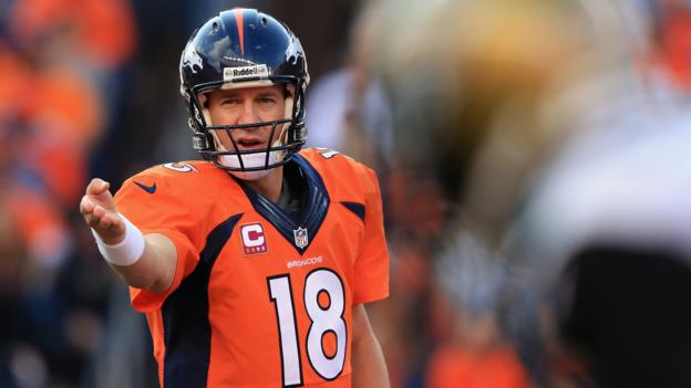 Does NFL quarterback Peyton Manning have the qualities of a great CEO? (Getty Images)