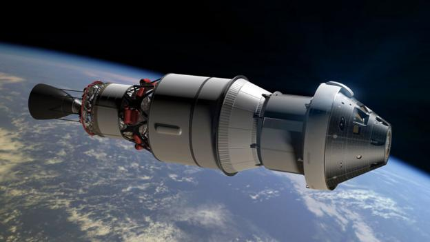 nasa spacecraft concept - photo #11