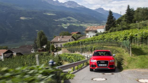 2014 Audi RS Q3 (Credit: Audi)