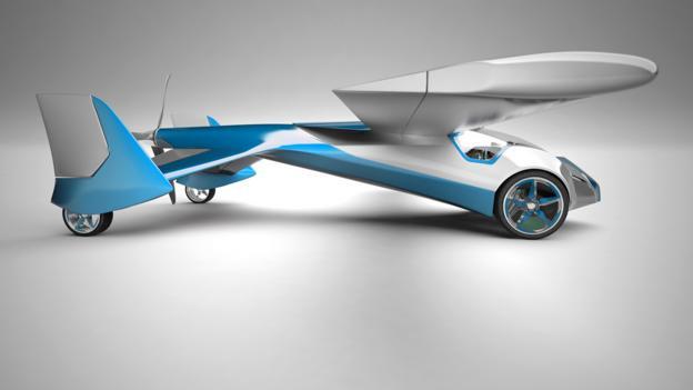 Aeromobil 3.0 (Credit: Aeromobil)