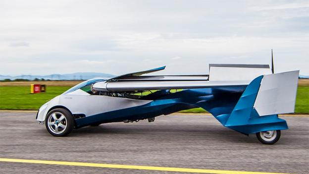 Aeromobil 2.5 (Credit: Aeromobil)