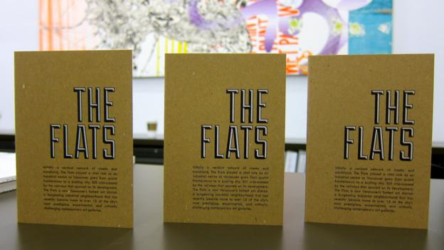 A free gallery map of The Flats (Credit: John Lee)
