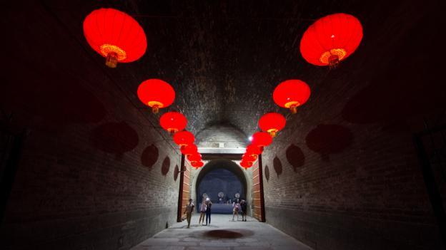 City Wall of Xian (Credit: Alan Nee/Getty)