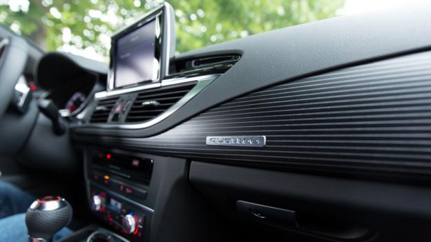 2014 Audi RS 7 (Credit: Audi of America)