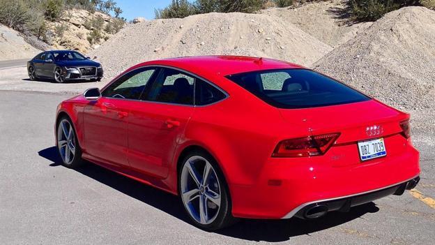 2014 Audi RS 7 (Credit: Dan Carney)