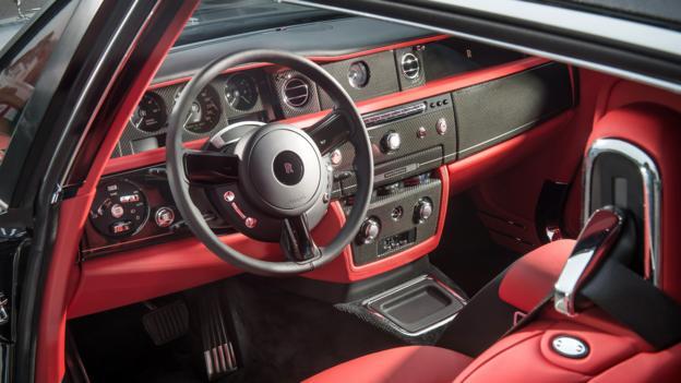 Rolls-Royce Bespoke Chicane Phantom Coupé (Credit: Rolls-Royce Motor Cars)