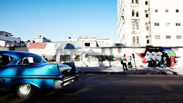 The streets of Havana (Credit: www.esenciagroup.com)