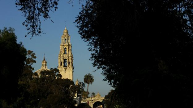 The San Diego Museum of Man (Credit: Stephen Dunn/Getty)