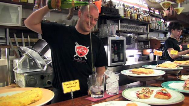 BBC - Travel - Spain's cider house rules