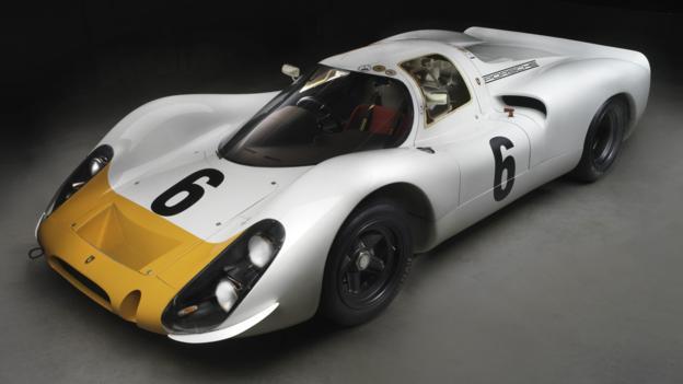 Type 908K Prototype (1968) (Credit: Peter Harholdt)