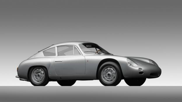 Type 356B 1600 Carrera GTL Abarth Coupe (1961) (Credit: Michael Furman)