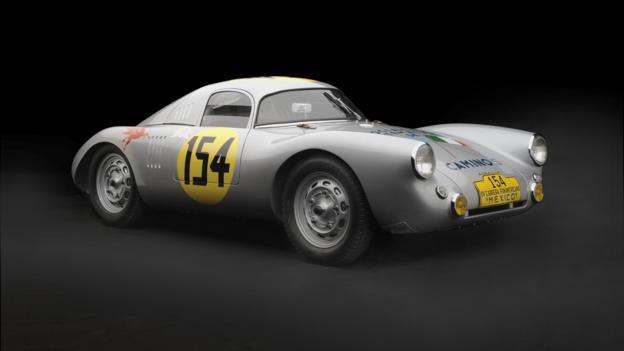 Type 550 Prototype (1953) (Credit: Peter Harholdt)
