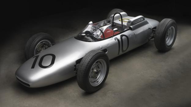 Type 804 Formula 1 (1962) (Credit: Peter Harholdt)