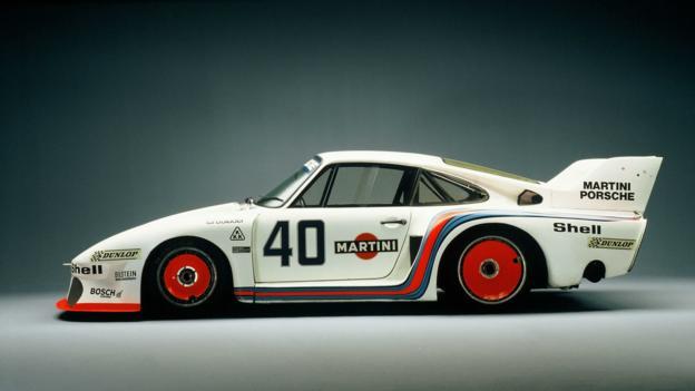 Type 935 'Baby' (Credit: Porsche Museum)