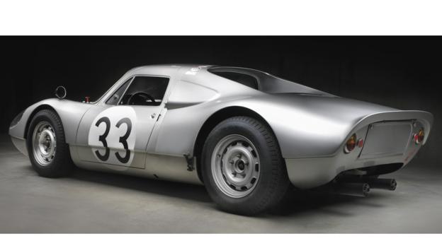 Type 904/6 Prototype (1965) (Credit: Peter Harholdt)