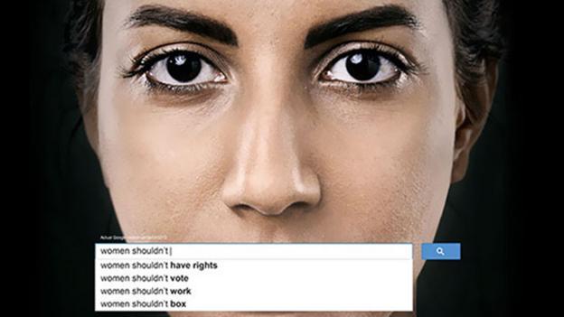 The wit and wisdom of Google (Credit: Memac Ogilvy & Mather Dubai)