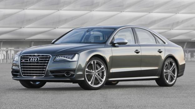 Audi S8 (Credit: Audi of America)