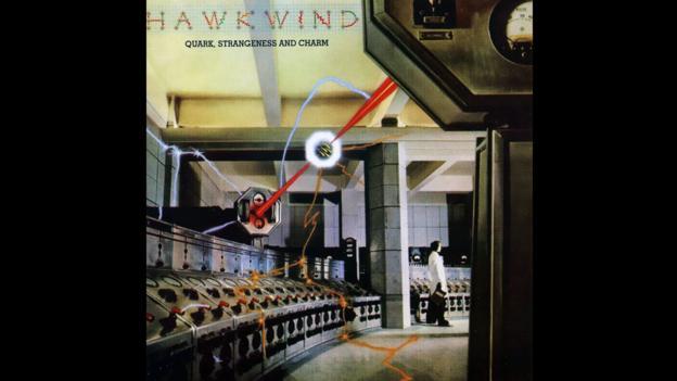 Industrial album design (Credit: Sire)