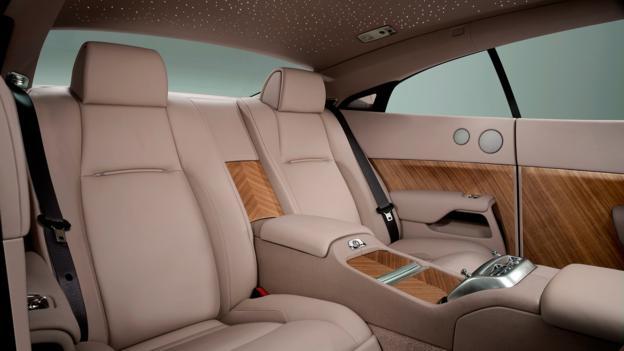 2014 Rolls-Royce Wraith (Credit: Rolls-Royce Motor Cars)