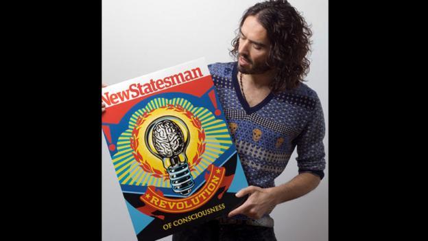 Magazine wars (Credit: New Statesman/PA Wire)
