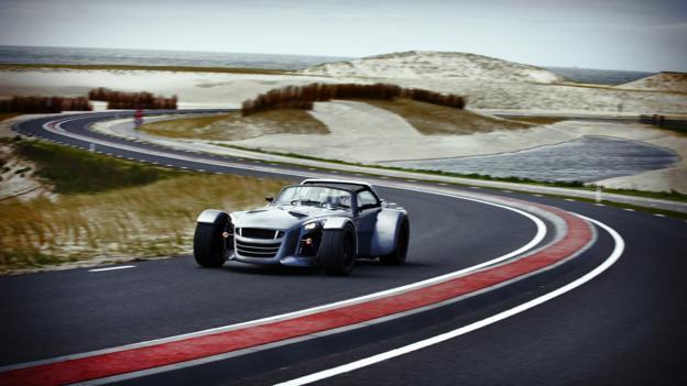 Donkervoort D8 GTO (Credit: Donkervoort Automobielen)