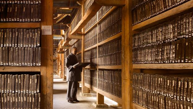 Temples of books: The world's most beautiful libraries