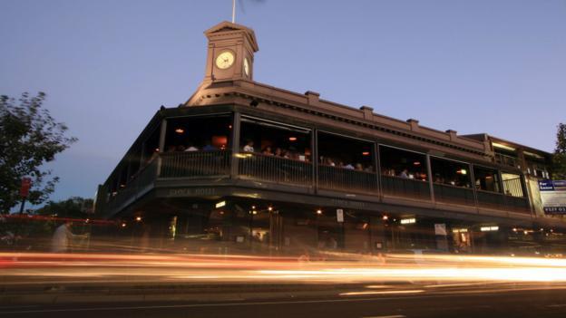 The Clock Hotel