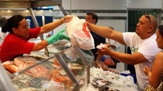 The Sydney Fish Market (Credit: Cameron Spencer/Getty)