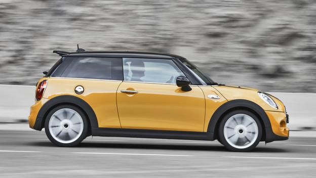 Mini Cooper S (Credit: BMW Group)