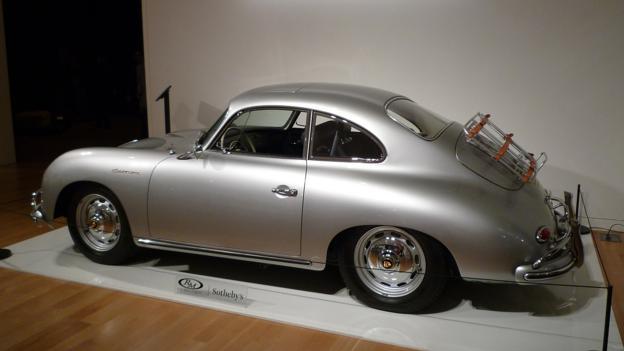 1959 Porsche 356 A Carrera 1600 GS 'Sunroof' Coupé by Karosserie Reutter (Credit: Jonathan Schultz)