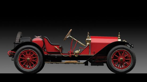 1912 Stutz Model A Bearcat (Credit: Michael Furman/RM Auctions)