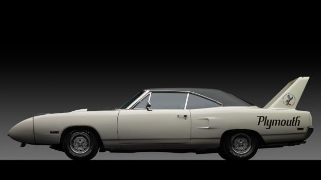 1970 Plymouth Road Runner Superbird (Credit: Michael Furman/RM Auctions)