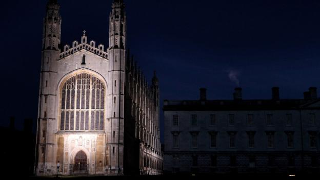 King's College Chapel in Cambridge (Credit: Oli Scarff/Getty)