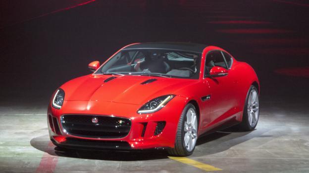 2015 Jaguar F-Type Coupe S (Credit: Newspress)