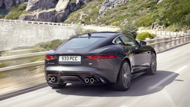 2015 Jaguar F-Type Coupe R (Credit: Jaguar Land Rover)