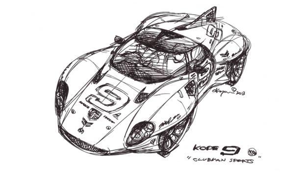 Ken Okuyama Design Kode 9 Concept (Credit: Ken Okuyama Design)