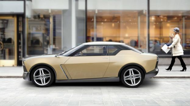 Nissan IDx Freeflow Concept (Credit: Nissan North America)