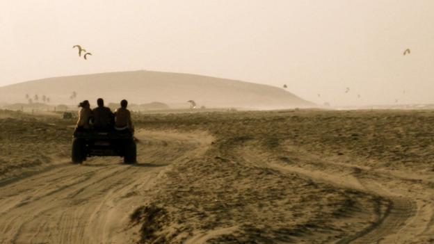 Remote routes (Credit: Kiran Herbert)