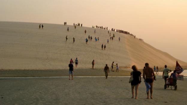 Sunset Dune (Credit: Kiran Herbert)