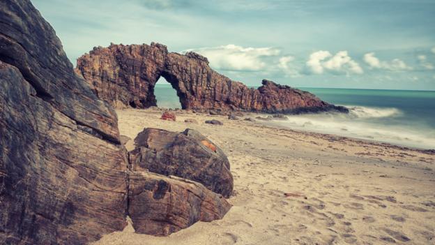 Pedra Furada (Credit: Brasil2/Getty)
