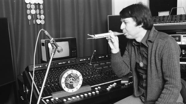 Radio days (Credit: BBC)