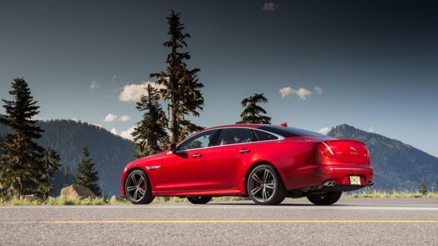 2014 Jaguar XJR Long Wheelbase (Credit: Jaguar)
