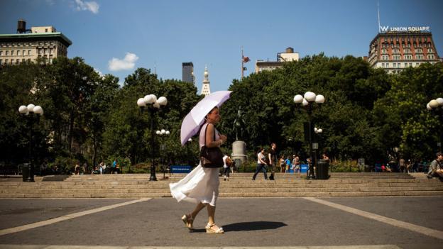 Union Square (Credit: Andrew Burton/Getty)